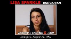 Casting of LISA SPARKLE video