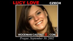 Casting of LUCY LOVE video