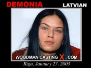 See the audition of Demonia