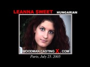 See the audition of Leanna Sweet
