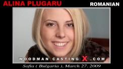 Casting of ALINA PLUGARU video