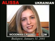 See the audition of Alissa