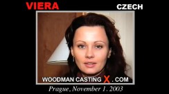 Casting of VIERA video