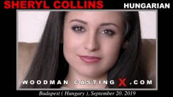 Casting of SHERYL COLLINS video
