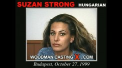 Casting of SUZAN STRONG video