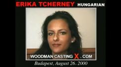Casting of ERIKA TCHERNEY video