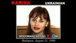 Casting of KARINA video