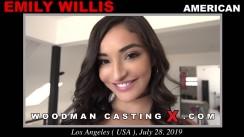 Casting of EMILY WILLIS video
