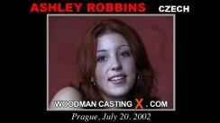 Casting of ASHLEY ROBBINS video