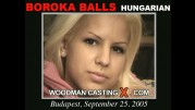 Boroka Balls