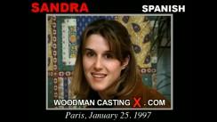 Casting of SANDRA video