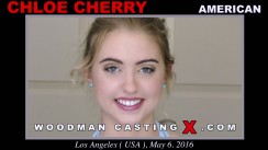 Casting of CHLOE CHERRY video