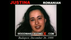 Casting of JUSTINA video