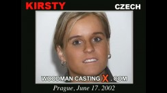 Casting of KIRSTY video