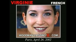 Casting of VIRGINIE video