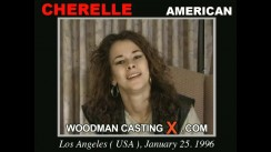 Casting of CHERELLE video