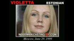 Casting of VIOLETTA video