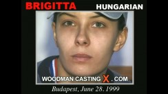 Casting of BRIGITTA video