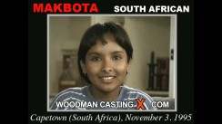 Casting of MAKBOTA video