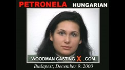 Casting of Petronela video