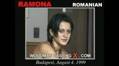 Casting of RAMONA video