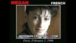 Casting of MEGAN video