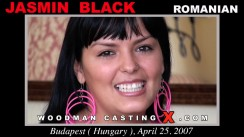 Casting of JASMIN BLACK video
