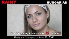 Casting of RAINY video