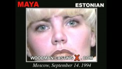 Casting of MAYA video
