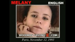 Casting of MELANY video