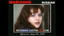 Casting of MARIANNE video
