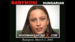 Casting of BABYMONI video