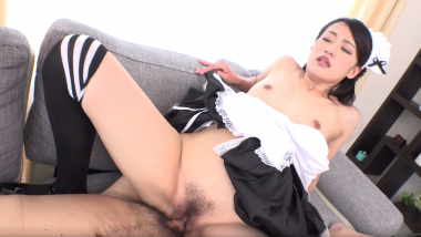 Himari Mori:Maid-Japanese Creampie!