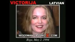 Casting of VICTORIJA video