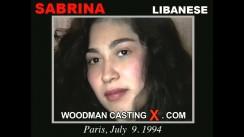 Casting of SABRINA video
