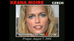 Casting of KEANA MOIRE video