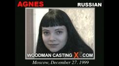 Casting of AGNES video