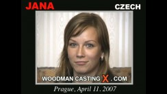Casting of JANA video