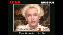 Casting of LENA video