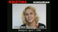 Casting of KRIZTINA video
