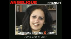 Casting of ANGELIQUE video