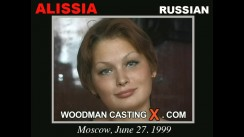 Casting of ALISSIA video