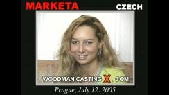 Casting of MARKETA video