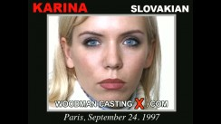Casting of KARINA video