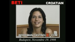 Casting of BETI video