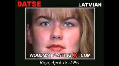 Casting of DATSE video