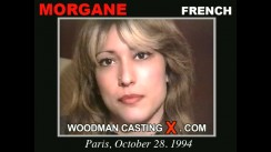 Casting of MORGANE video