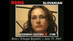 Casting of DANA video