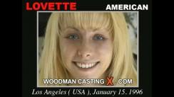 Casting of LOVETTE video