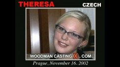 Casting of THERESA video